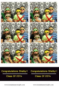 Shelby's Graduation Party 7/19/2014