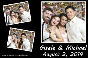 Gisele & Michael's Wedding, The Inn at Erlowest, Lake George, NY 8/2/2014