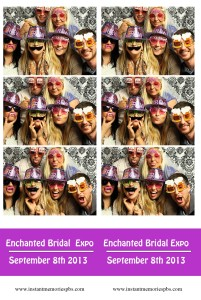 Enchanted Bridal Expo, City Center, Saratoga Springs, NY