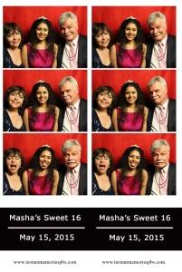 Masha's Sweet Sixteen, Mallozzi's