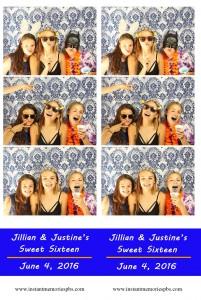 Jillian & Justine's Sweet Sixteen, Rock City Falls, 6-4-2016