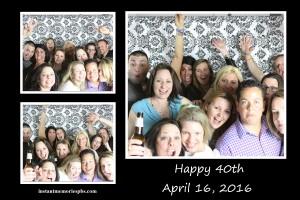 40th Birthday Party, Reniassance Hotel, Albany, NY